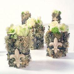 Voorbeelden #Bloemschikken met Oasis1 - Goedkoop-bloemschikken & Pompoenzaden-decoshop.nl