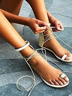 That Boho Chick: New Shoes