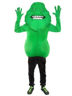Schleimiger Geist Monster Kostüm grün-weiss, aus unserer Kategorie Ausgefallene Kostüme. Ein schleimiger Geist, der gerne Kühlschränke plündert - sein Hunger ist einfach unersättlich! Ansonsten ist er jedoch ein umgänglicher Zeitgenosse, wenn man von seinem Geschleime absieht. Ein großartiges Kostüm für Karneval, Halloween und Mottopartys.