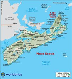 Camping at Cape Breton, whale watch from Cheticamp, driving the Cabot Trail. Beautiful land, wonderful people