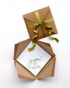 Handkerchief keepsakes