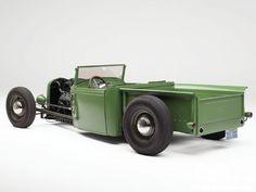 1932 Ford Roadster Pickup - Street Rodder Magazine