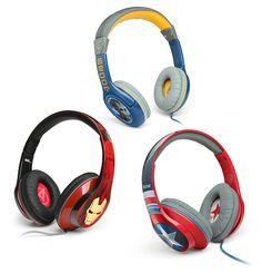 Marvel Comics Headphones $24.99