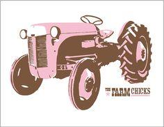 Plan Ahead Events: The Farm Chicks Antique Show Spokane Valley Washington - June 7 & 8 2008 Vintage Farm, Vintage Market, Country Fair, Country Girls, Farm Girl Style, Pink Tractor, John Deere Party, Farm Women, Spokane Valley