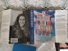 The House of Secrets by Patti Davis by YouandVintage on Etsy, $27.00
