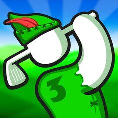 Super Stickman Golf 3 v1.4 [MOD]