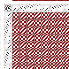 draft image: Page XVIII Figure 2, Posselt's Textile Journal, February 1915, 8S, 8T
