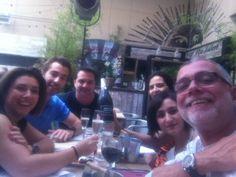 Persons of Pinterest:  Con @Silvia Del Barrio Gorines Oviedo y @rgtogether en Madrid