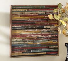 Pottery barn wood art-DIY instructions