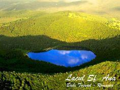 Lacul Șt Ana