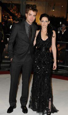 Kristen Stewart si Robert Pattinson