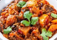 Ghiveci sau cea mai bună tocăniță de legume din lume, gata imediat cu doar câteva ingrediente!