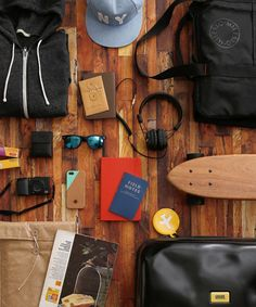 Crash Baggage Travel Stuff Essentials
