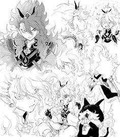Youkai Watch, Art Manga, Image Fun, 3 Arts, Chara, Anime, Batman, Fan Art, Draw