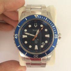 f1503381d2e Reloj Bulova original de 40mm de caballerofoto real350.000 más información  al Whatsapp 3185156516