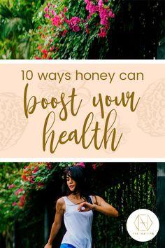 The Top 10 Health Benefits of Honey Honey Benefits, Health Benefits, Health Tips, Pms Remedies, Anxiety Remedies, Australian Honey, Healthy Life, Healthy Living, Best Honey
