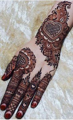 Henna Hand Designs, Mehandi Designs Images, Mehndi Designs Finger, Latest Bridal Mehndi Designs, Mehndi Designs For Beginners, Mehndi Designs For Girls, Unique Mehndi Designs, Wedding Mehndi Designs, Mehndi Designs For Fingers