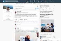 Seo Linkedin novità social network: nuova veste grafica