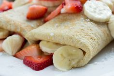 Basic Crepes | No Diets Allowed