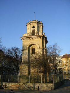 Wasserturm Währing, Wien Notre Dame, Industrial, Building, Travel, Water Tower, Communities Unit, Architecture, Viajes, Buildings