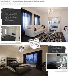 Display Home for Hotondo Homes in Wangaratta Hotondo Homes, Decorating Jobs, Holiday Park, Entry Gates, Front Rooms, Display Homes, Picnic Area, Geometric Rug, Living Area
