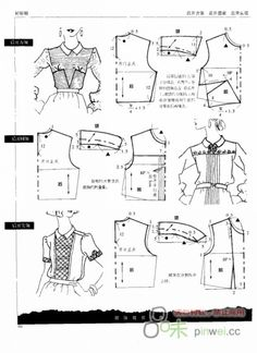 Modeling elements of women's clothing. Discussion on LiveInternet - Russian Service Online Diaries