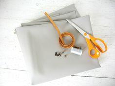 How to easy DIY bag. Tutorial step by step.