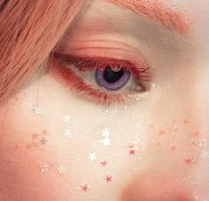 makeup, aesthetic, and eyes image Beauty Make-up, Hair Beauty, Makeup Inspo, Makeup Inspiration, Character Inspiration, Makeup Ideas, Gina Weasley, The Wicked The Divine, Show No Mercy