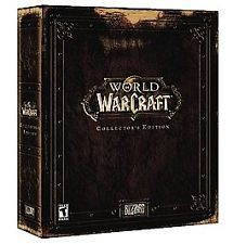 World of Warcraft (Collector's Edition)  (PC, 2004)