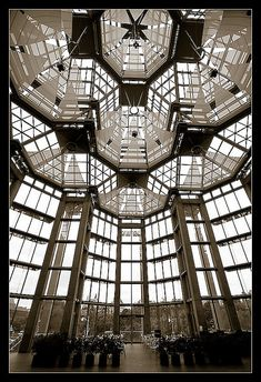 Great Hall - National Gallery of Canada, Ottawa, Ontario, Canada