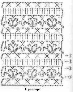 patrón de ganchillo