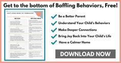 Identify Baffling Behaviors