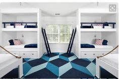 Awesome Boy's Room with FLOR, Need help creating this look? tprater@flor.com #myflor