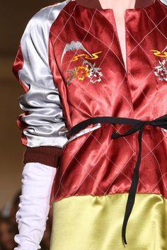 Maison Margiela Fall 2014 Couture Fashion Show Details