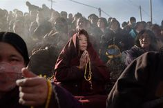 Buddhists Search for Bliss in Remote Tibetan Plateau http://www.nbcnews.com/news/world/buddhists-search-bliss-remote-tibetan-plateau-n460961