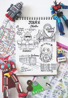 Day 6 : Odaiba お台場 | Le monde de Tokyobanhbao: Blog Mode gourmand