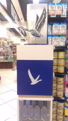 Grey Goose Product Standee