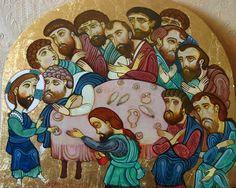 Otar Imerlishvili  London Art - Last Supper 1