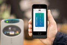 The $69 case that lets you use your iPhone for NFC payments #iphone #NFC