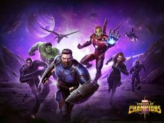 Marvel Games, Marvel Dc Comics, Captain Marvel, Marvel Avengers, Captain America, Deadpool Comics, Avengers Tattoo, Marvel Future Fight, Contest Of Champions