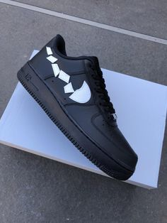 Browse and buy custom sneakers from Nike, Adidas, Vans, and more created by independent artists. Sneakers N Stuff, Vans Sneakers, Custom Sneakers, Custom Shoes, Sneakers Fashion, Nike Custom, Converse, Zapatos Nike Air, Nike Air Shoes
