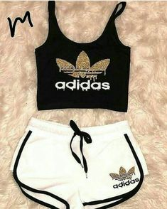 20 very cute costumes Bilder Land Adidas Outfit Bilder Costumes Cute land Cute Lazy Outfits, Teenage Outfits, Cute Swag Outfits, Sporty Outfits, Teen Fashion Outfits, Outfits For Teens, Stylish Outfits, Summer Outfits, Beach Outfits