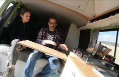 Roomtour im VW T3 Syncro! Mit Video! Camper / Wohnmobil / Vanlife