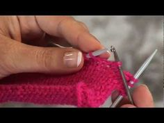 Bergere De France: Knit & Stitch Tips Video 1 Knitting Patterns, Crochet Patterns, Videos, Trends, Knit Crochet, Diy And Crafts, Crochet Earrings, Textiles, Crafty