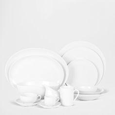 Plain-Colored Dinnerware