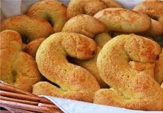 Biscoitos de Azeite - Olive oil cookies