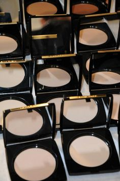 Lancome powder and foundation!  This is my absolute favorite foundation!!