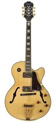 EPIPHONE Joe Pass Emperor II 2012 Natural | Reverb