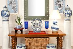 Treillage | Furniture, antiques, lamps and more by Bunny Williams & John Rosselli - Upper East Side