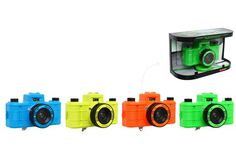 Lomo announces new colours for Sprocket Rocket cameras | Colorful neon cameras added to Lomo-line up of Sprocket Rocket cameras Buying advice from the leading technology site